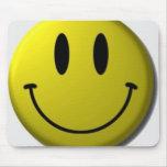 smiley alfombrillas de ratón