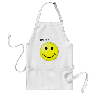 Smiley Aprons