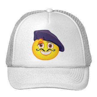 Smiley Artist Trucker Hat