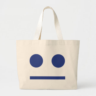 smiley tote bags