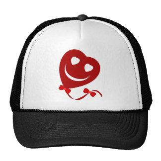 Smiley Balloon Hat