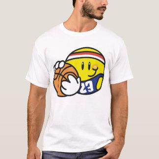 Smiley Basketball T-Shirt