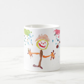 Smiley Boy Coffee Mugs