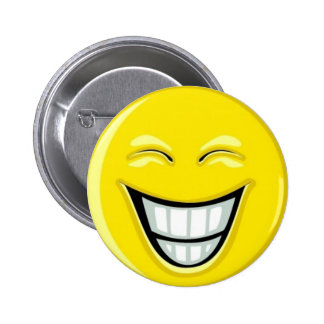 SMILEY BUTTON by SRF