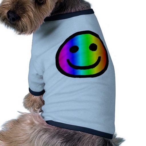 Smiley Camisetas De Mascota
