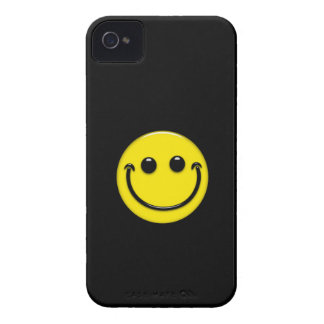 Smiley iPhone 4 Case-Mate Cases