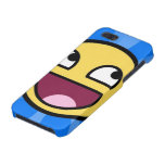 Smiley case for iphone iPhone 5 protectores