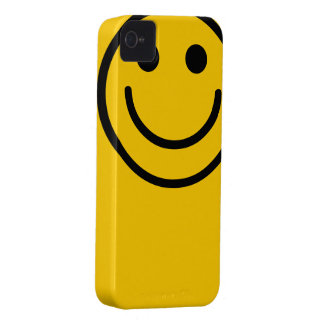 smiley Case-Mate iPhone 4 case
