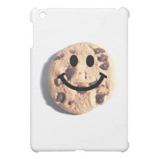 Smiley Chocolate Chip Cookie iPad Mini Cover
