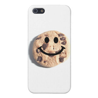 Smiley Chocolate Chip Cookie Cases For iPhone 5