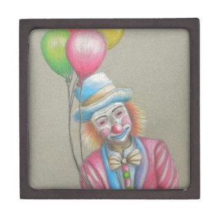 smiley clow jewelry box