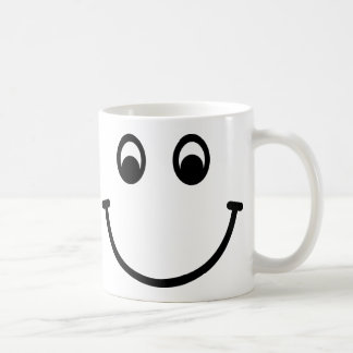 Smiley Coffee Mug