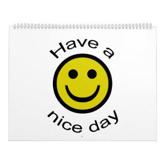 Smiley Collection 2013 Calendar