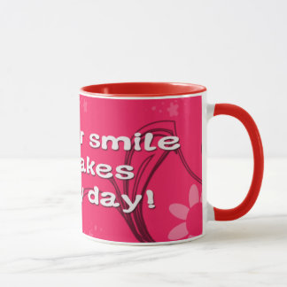 smiley cup