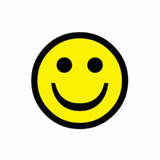 Smiley Cutout