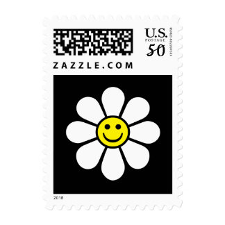 Smiley Daisy Postage