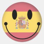 Smiley de España Etiquetas