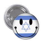 Smiley de Israel Pin