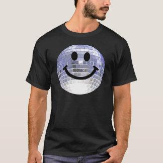 Smiley de la bola de discoteca playera