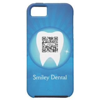smiley de la plantilla del caso del iPhone 5 denta iPhone 5 Case-Mate Coberturas