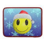 Smiley de Santa Funda Macbook Pro
