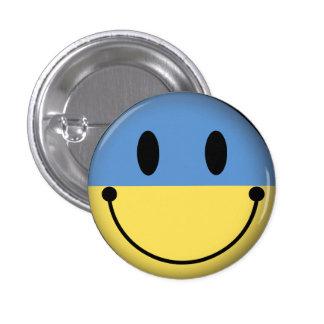 Smiley de Ucrania Pins