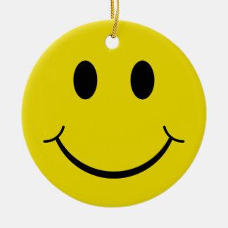 Smiley Ornamento Para Reyes Magos