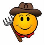 Smiley del vaquero