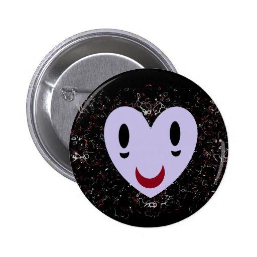 Smiley del zombi pin