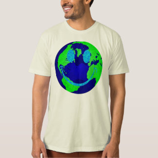 Smiley Earth T Shirt