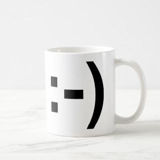 Smiley Emoticon Classic White Coffee Mug