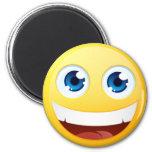 Smiley estándar imán