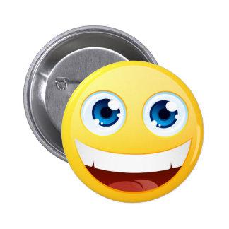 Smiley estándar pin