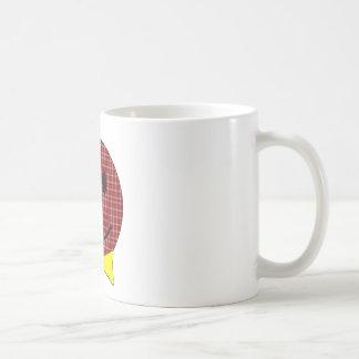 Smiley Face Art Coffee Mug