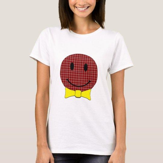 Smiley Face Art T-Shirt