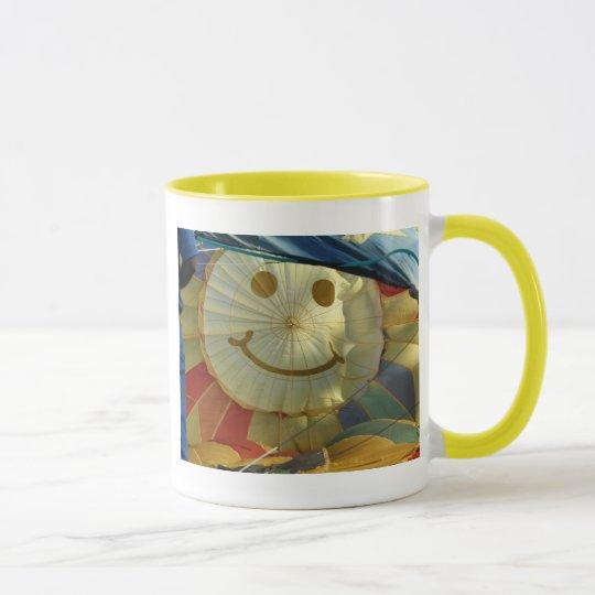 Smiley Face Balloon! Mug