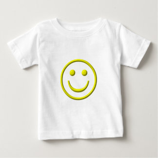 Smiley Face - Be happy! Baby T-Shirt