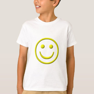 Smiley Face - Be happy! T-Shirt