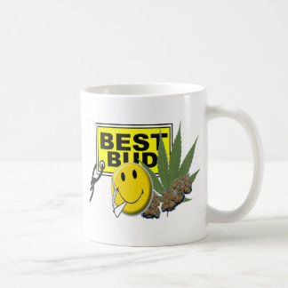smiley face best bud collection coffee mugs