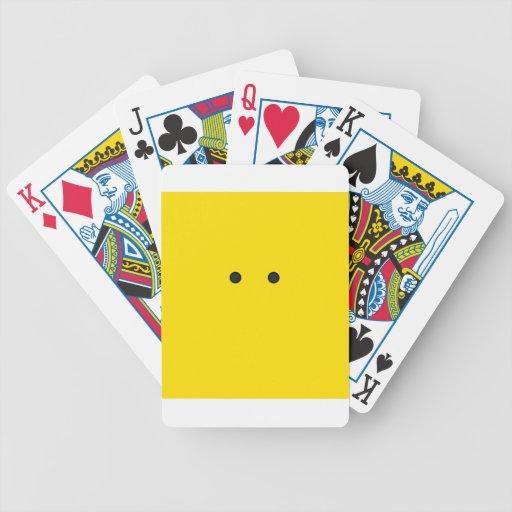 Smiley Face Card Deck