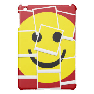 Smiley Face Collage iPad Mini Covers