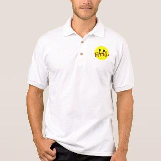 Smiley Face FAIL Polo T-shirt