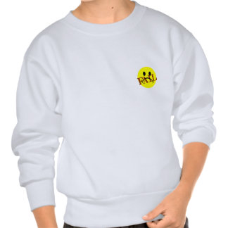 Smiley Face FAIL Pull Over Sweatshirt