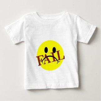 Smiley Face FAIL T-shirts