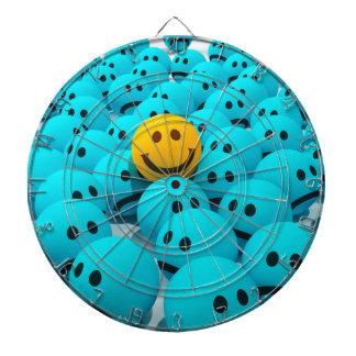 Smiley Face fun Image Dartboards
