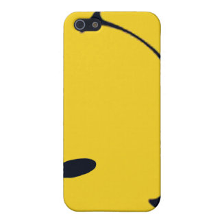 smiley face funny iphone case