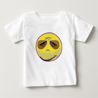Smiley Face Guru Cool Baby T-Shirt