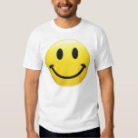 SMILEY FACE - HAVE A NICE DAY - Cool 1970's Icon Tee Shirt