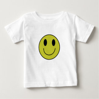 Smiley Face Infant T-Shirt