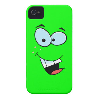 Smiley Face iPhone 4 Case